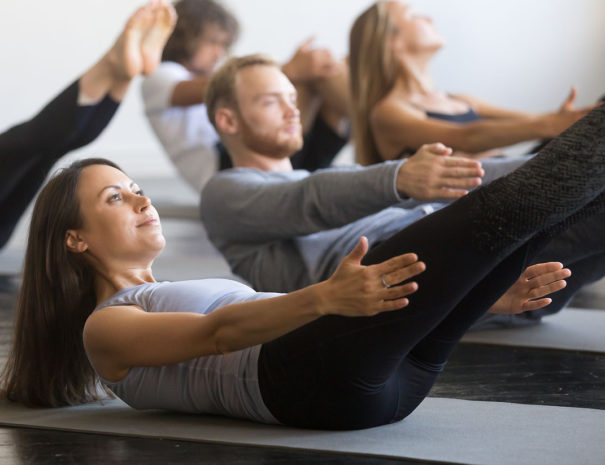 McKenna Performance Academy – Yoga
